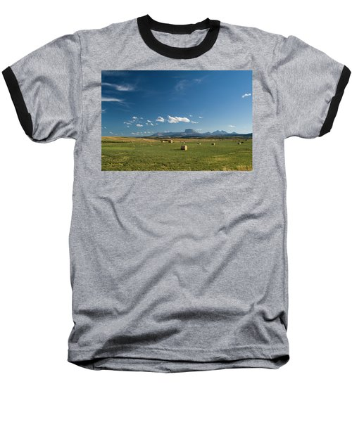 From The Prairie To The Rockies Baseball T-Shirt