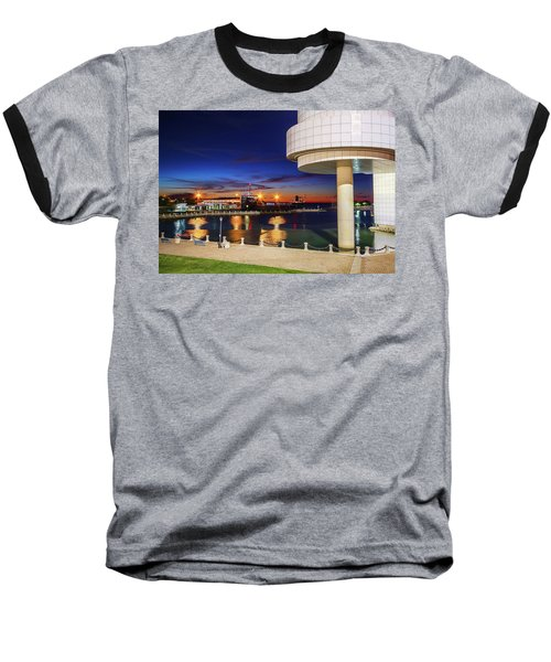 From The Rock Hall Baseball T-Shirt