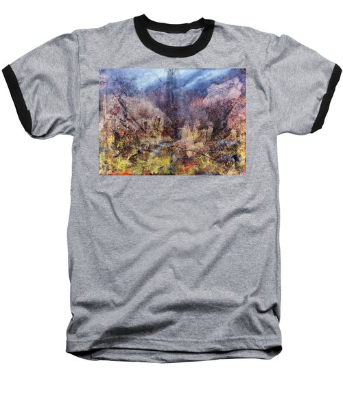 From The Rubble Baseball T-Shirt