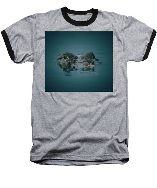 From The Series I Am Gator Number 6 Baseball T-Shirt