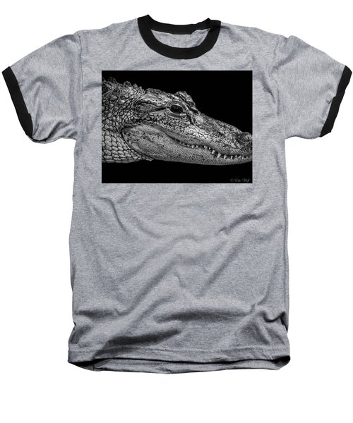 From The Series I Am Gator Number 9 Baseball T-Shirt