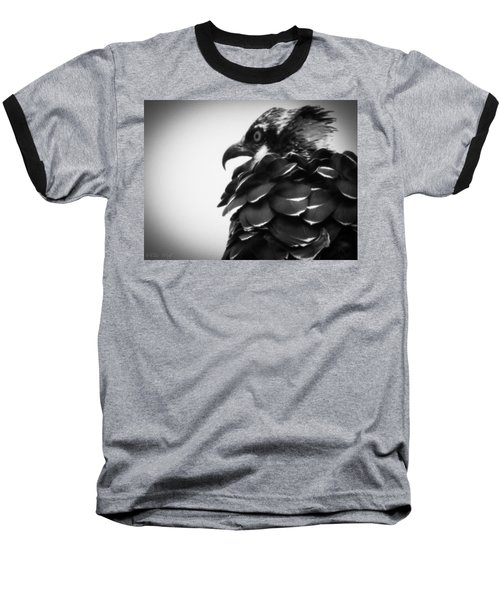 From The Series The Osprey Number 4 Baseball T-Shirt