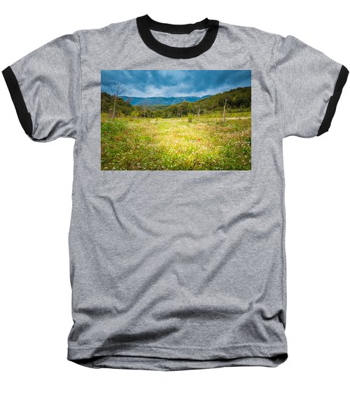 From Winter To Spring Baseball T-Shirt by Stavros Argyropoulos