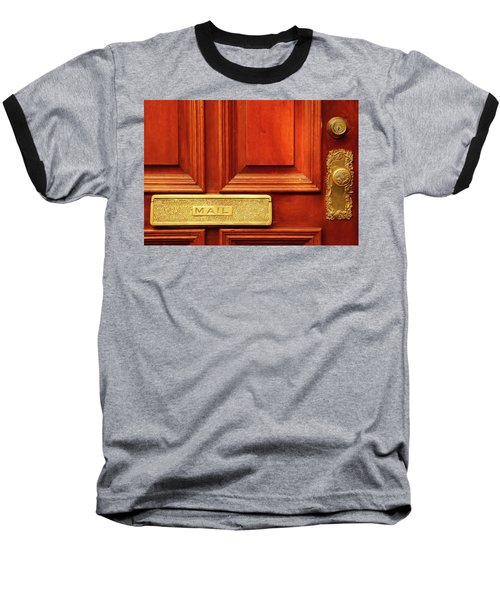 Front Door French Quarter Baseball T-Shirt
