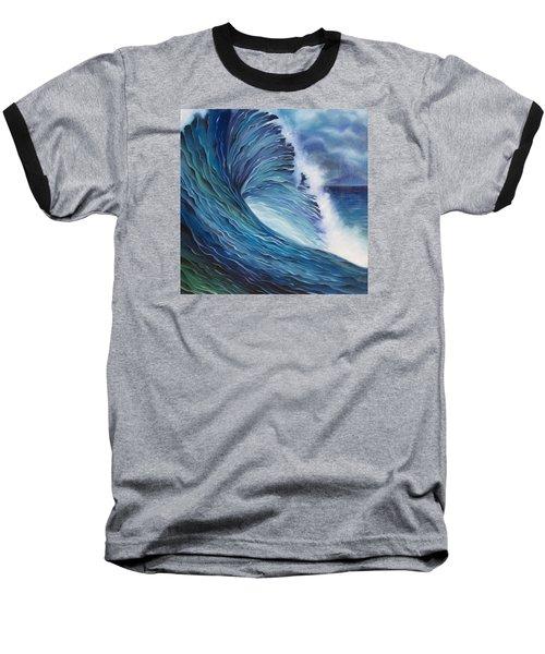 Front Door Baseball T-Shirt by William Love