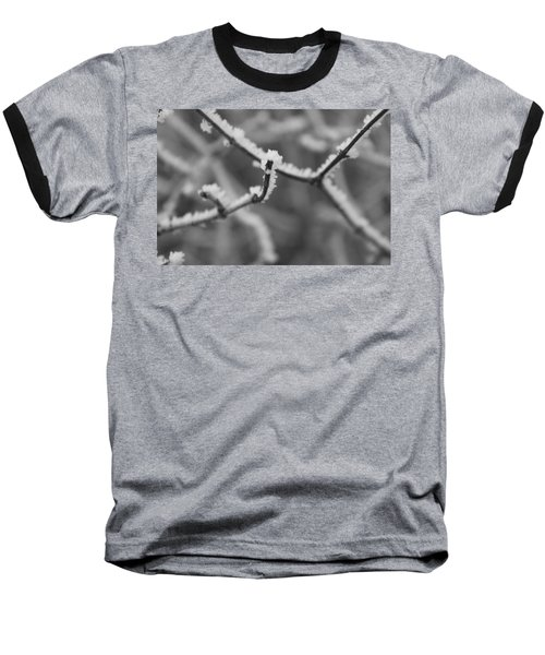 Baseball T-Shirt featuring the photograph Frost 6 by Antonio Romero