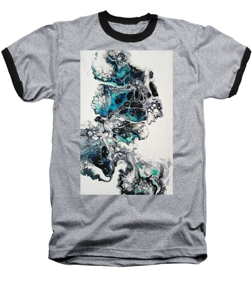 Frost And Ice Baseball T-Shirt