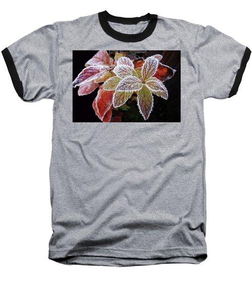 Frost Cluster Baseball T-Shirt