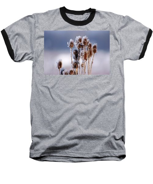 Frost In The Morning Baseball T-Shirt