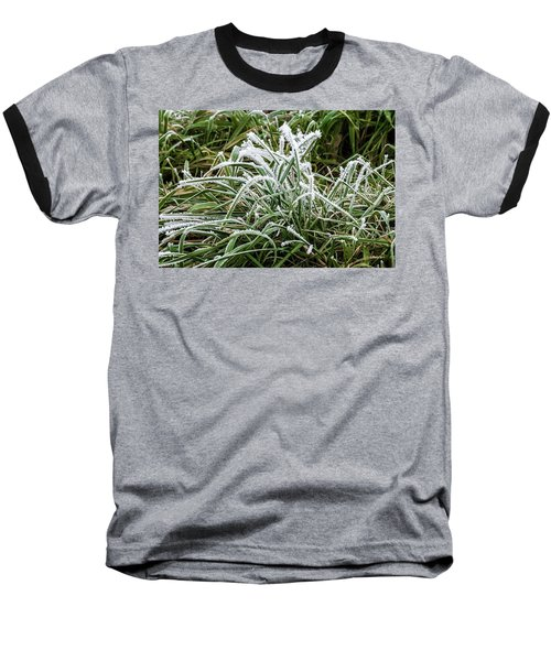 Frosted Grass Baseball T-Shirt