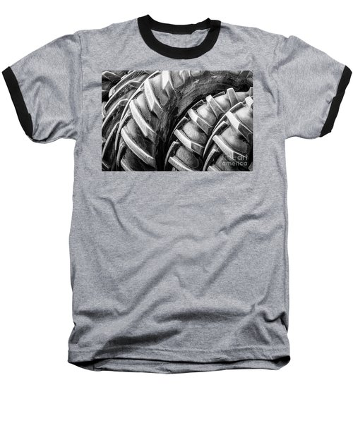 Frosted Tires Baseball T-Shirt