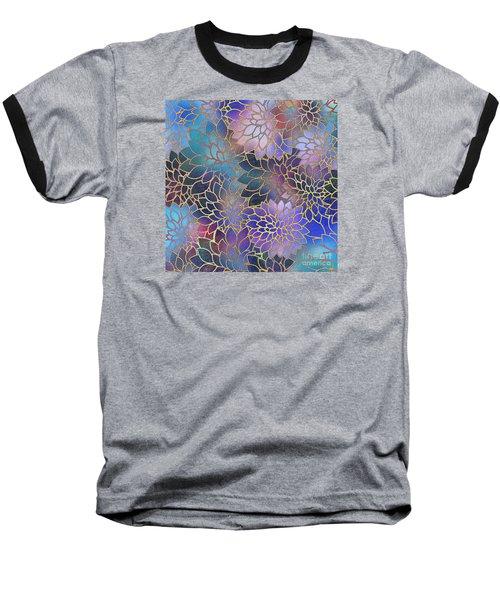 Frostwork Fantasy Baseball T-Shirt by Klara Acel