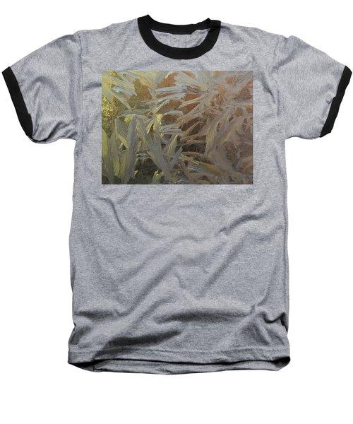 Frostwork - White Jungle Baseball T-Shirt