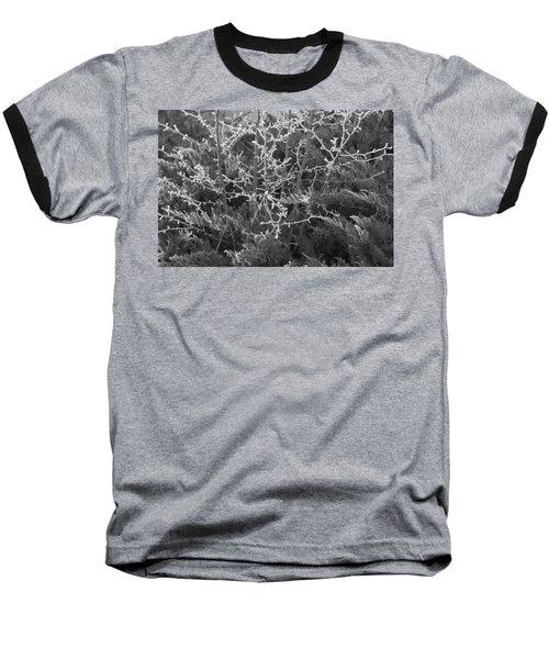 Baseball T-Shirt featuring the photograph Frosty Morning # 3 by Antonio Romero