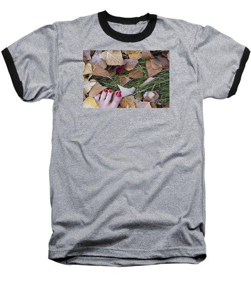 Frosty Toes Baseball T-Shirt