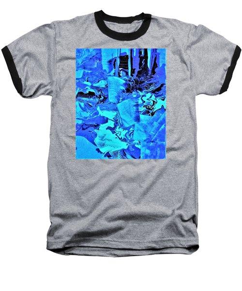 Frozen Beauty Baseball T-Shirt