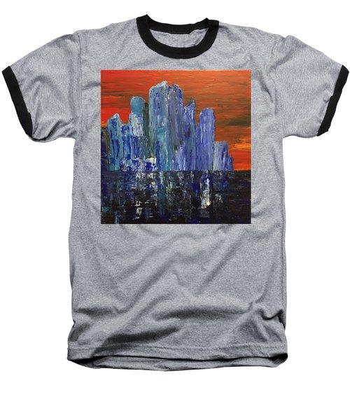 Frozen City Baseball T-Shirt
