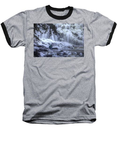 Frozen Falls Baseball T-Shirt