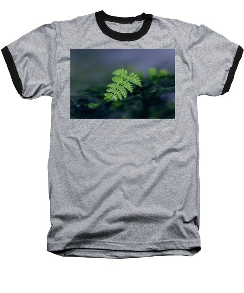 Frozen Fern II Baseball T-Shirt
