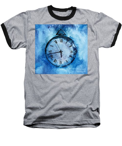 Frozen In Time Baseball T-Shirt