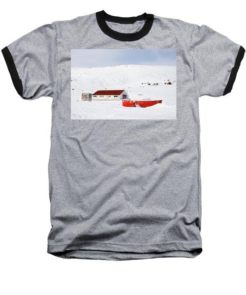 Frozen Life Baseball T-Shirt