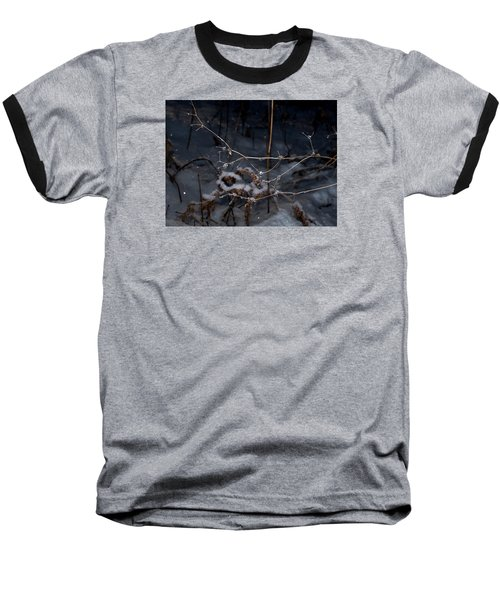 Frozen Rain Baseball T-Shirt