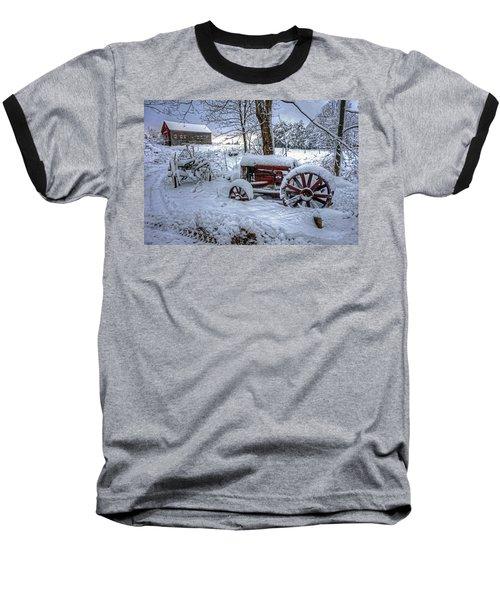 Frozen Relics Baseball T-Shirt
