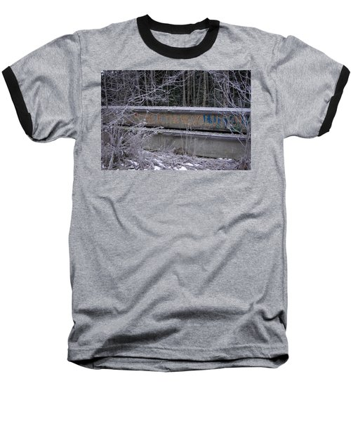 Frozen Revolution Baseball T-Shirt