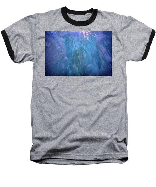 Baseball T-Shirt featuring the photograph Frozen by Rick Berk