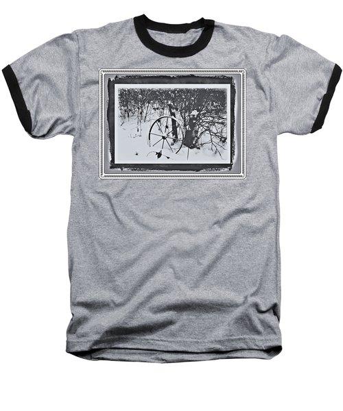 Frozen In Time Baseball T-Shirt