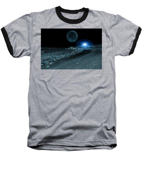 Frozen World Baseball T-Shirt