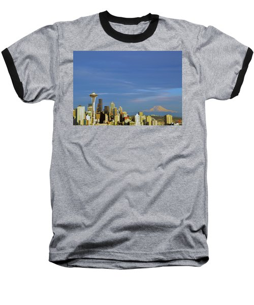 Frpm Kerry Park Too Baseball T-Shirt