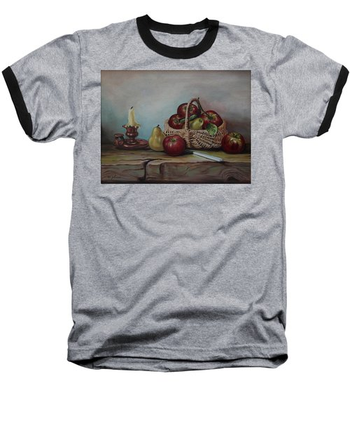 Fruit Basket - Lmj Baseball T-Shirt