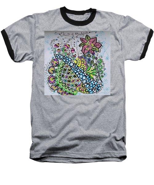 Fruit Of The Spirit Baseball T-Shirt