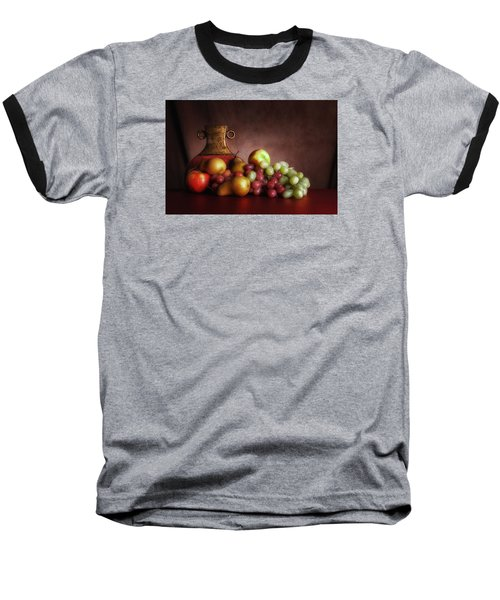 Fruit With Vase Baseball T-Shirt