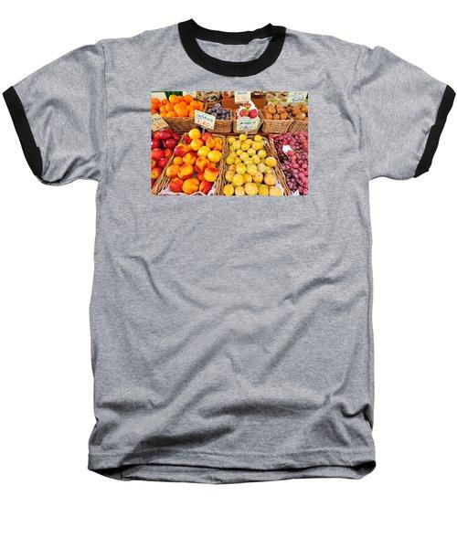 Fruits Baseball T-Shirt