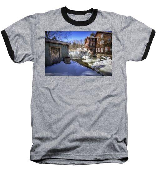 Frye's Measure Mill Baseball T-Shirt