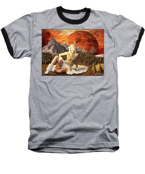 Fuan At Dawn Baseball T-Shirt