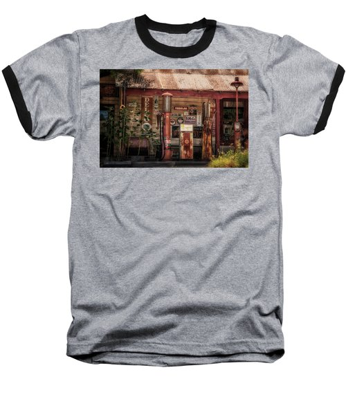 Fueling America Baseball T-Shirt