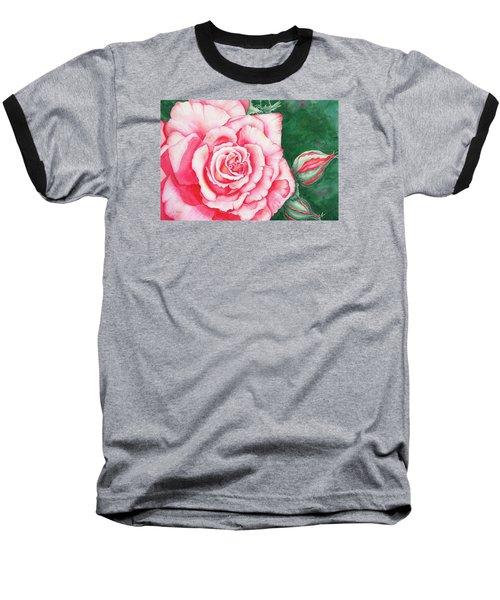 Full Bloom Baseball T-Shirt