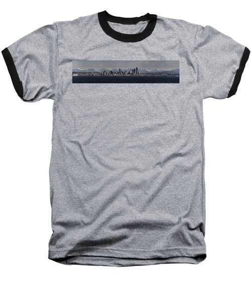 Full Frontal Seattle Baseball T-Shirt