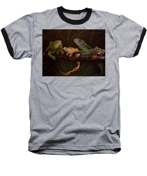 Full House Baseball T-Shirt