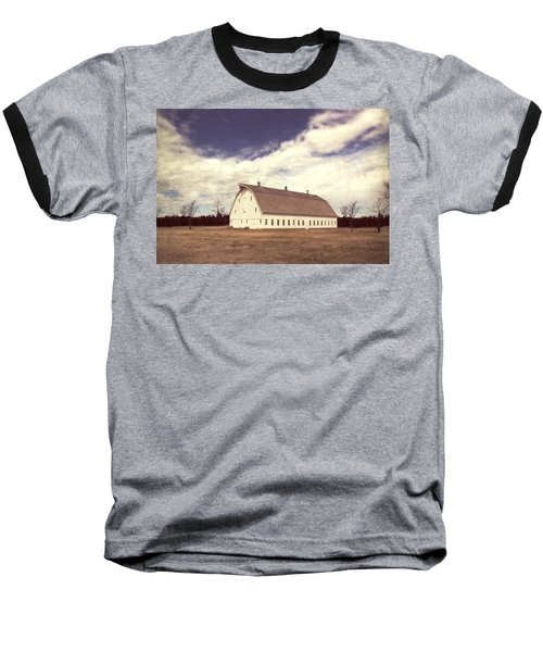 Baseball T-Shirt featuring the photograph Full Of Surprises by Julie Hamilton