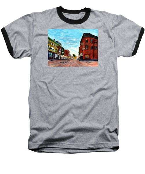 Fuller Building  Baseball T-Shirt