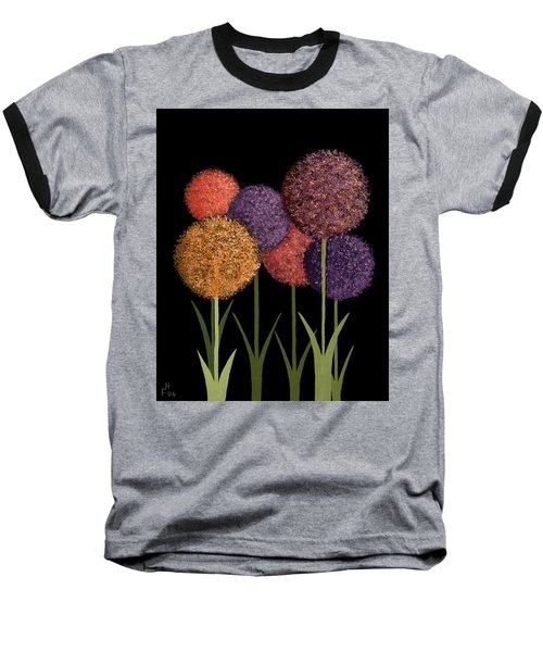 Fun Colours Baseball T-Shirt