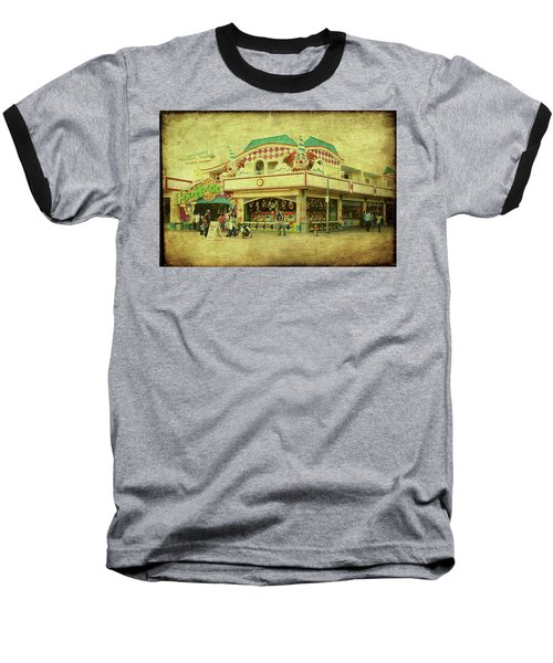 Fun House - Jersey Shore Baseball T-Shirt