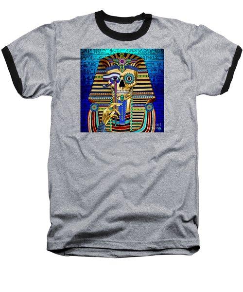 Funky Bone Pharaoh Baseball T-Shirt