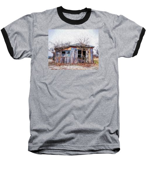 Funky Shack Baseball T-Shirt
