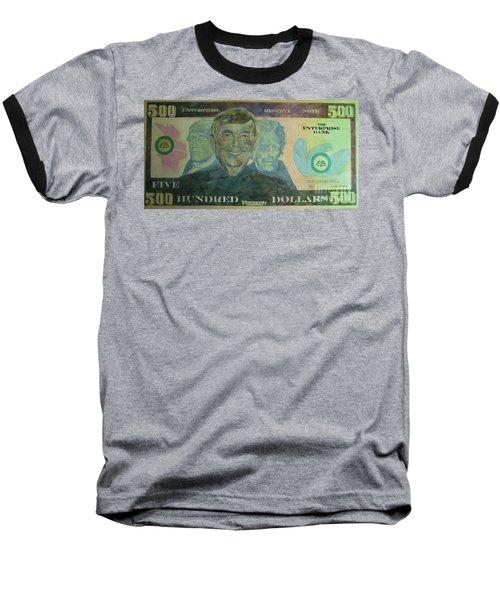 Funny Money Baseball T-Shirt