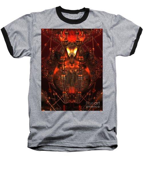 Furnace Baseball T-Shirt